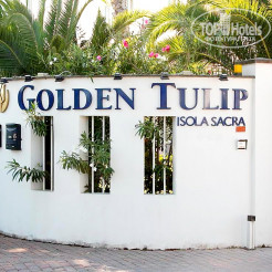 Логотип отеля Golden Tulip Rome Airport