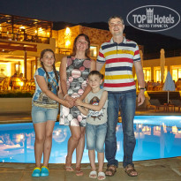 Фото отеля Pilot Beach Resort and Spa 5* Ресторан на пляже