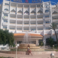 Фото отеля Marhaba Royal Salem 4*