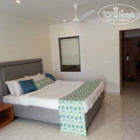 Фото отеля Longuinhos Beach Resort 3* Номер