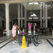 Фото отеля Luxury Bahia Principe Ambar Blue 5* лобби