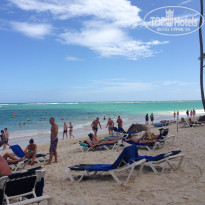 Фото отеля Grand Palladium Punta Cana Resort & Spa 5* Пляж
