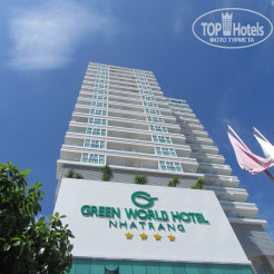 Отель Green World Hotel