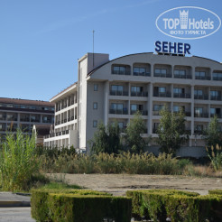 Отель Seher Sun Palace Resort And Spa