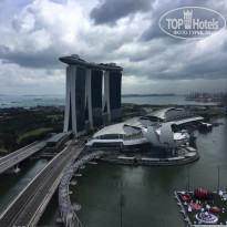Фото отеля The Ritz-Carlton Millenia Singapore 5*