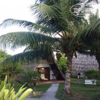 Фото отеля La Digue Island Lodge 4* Бич бунгало