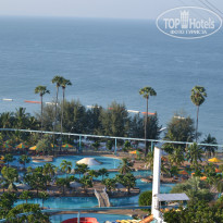 Фото отеля Pattaya Park Beach Resort 3*