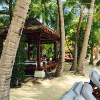 Фото отеля Santiburi Beach Resort & Spa Koh Samui 5* Массаж на пляже
