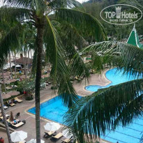 Фото отеля Le Meridien Phuket Beach Resort 5* Вид из номера