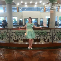 Фото отеля IC Hotels Green Palace 5* Холл отеля