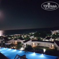 Фото отеля Grecotel Rhodos Royal 4* вид с балкона номера