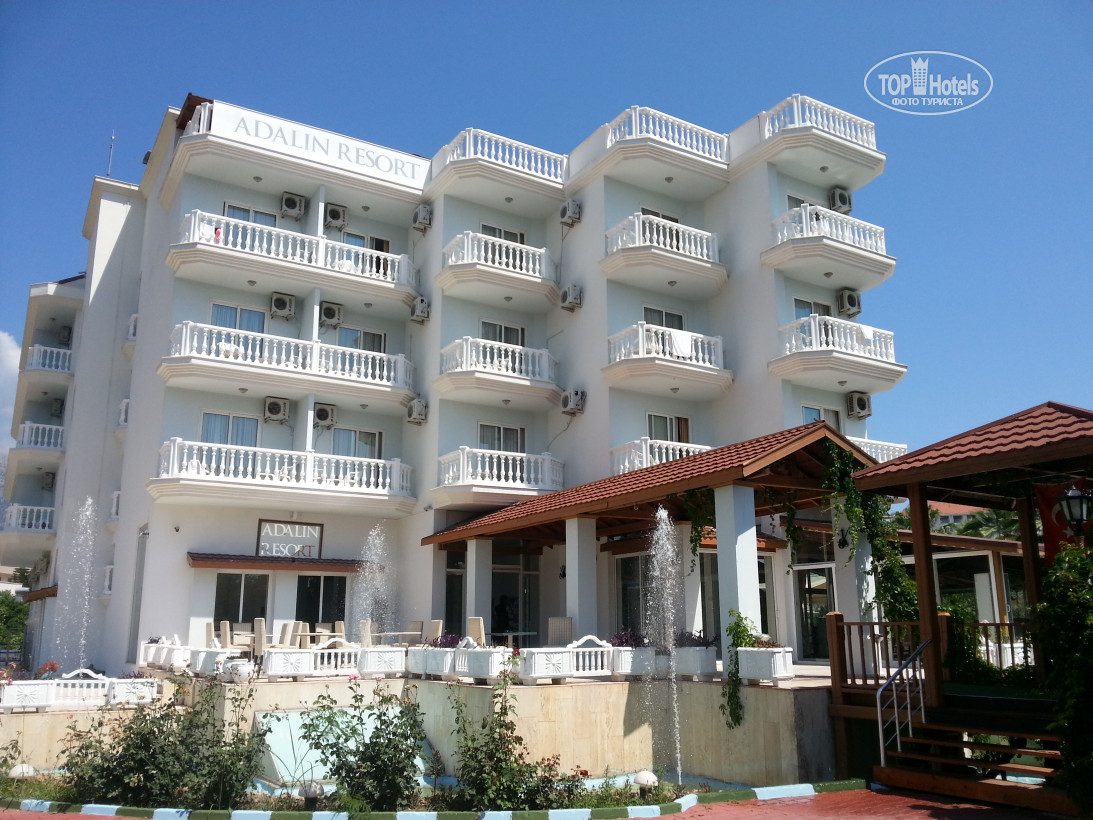 Hotel Adalin Resort 4 (Turkey, Kemer): photos, description, service and reviews of tourists 40