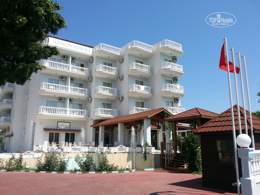 Hotel Adalin Resort 4 (Turkey, Kemer): photos, description, service and reviews of tourists 77