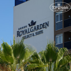 Логотип отеля Royal Garden Select & Suite Hotel