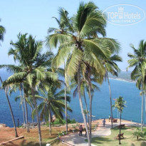 Фото отеля The Leela Kempinski Kovalam Beach 5*