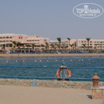 Фото отеля Beach Albatros Resort 4* Главный корпус и пляж