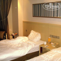 Фото отеля Holiday Inn Downtown Shanghai 4* Номер