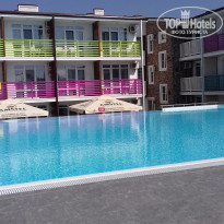 Sea Breeze Resort 3* Отель и бассейн - Фото отеля