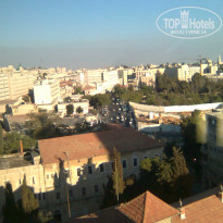 Фото отеля Jerusalem Tower 3* вид из окна