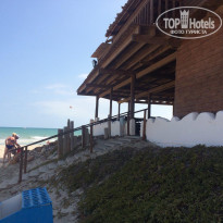 Фото отеля Caribbean World Djerba 4* кафе на пляже