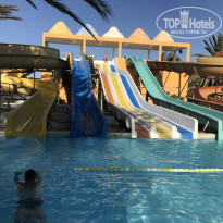 Фото отеля Caribbean World Djerba 4* горки