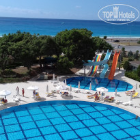 Фото отеля Laphetos Beach Resort & SPA 5* Вид из номера