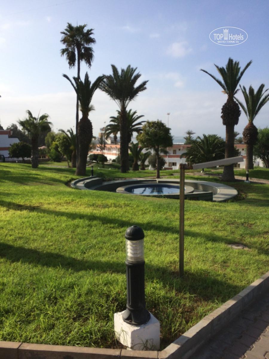 All photos: Hotel territory отеля Al Moggar Garden Beach Club 4 ...