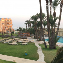 Фото отеля Skanes Family Resort 4* Вид из номера