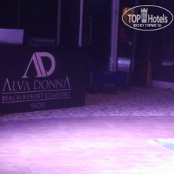 Логотип отеля Alva Donna Beach Resort Comfort