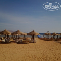Фото отеля Coral Beach Resort Montazah 4* пляж