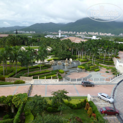 Вид из номера Sanya Marriott Yalong Bay Resort & Spa