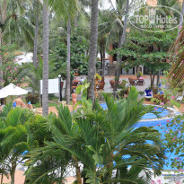 Dessole Beach Resort - Mui Ne 4* вид из окна - Фото отеля