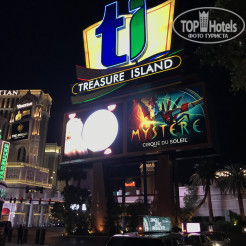 Прочее Treasure Island at the Mirage Hotel and Casino
