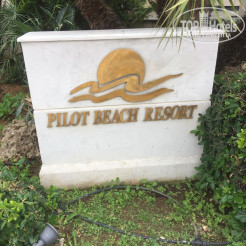 Логотип отеля Pilot Beach Resort and Spa