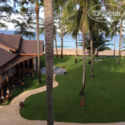 Вид из номера Kata Thani Phuket Beach Resort