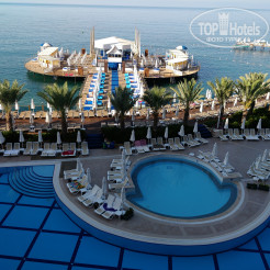 Территория отеля Orange County Resort Hotel Alanya
