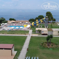 Вид из номера Messonghi Beach Holiday Resort