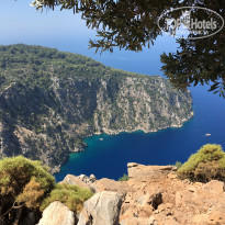 Фото отеля Liberty Hotels Oludeniz 4* Butterfly valley