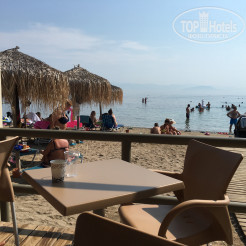 Пляж Messonghi Beach Holiday Resort