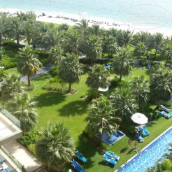 Вид из номера Rixos The Palm Dubai