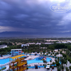 Рядом с отелем Cam Ranh Riviera Beach Resort & Spa