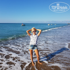Пляж Crystal Tat Beach Golf Resort & Spa