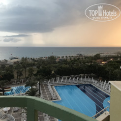 Вид из номера Silence Beach Resort