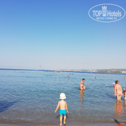 Пляж Lonicera World Hotels