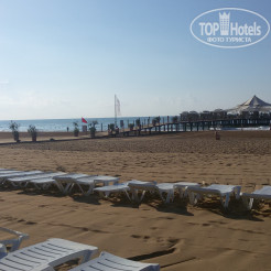 Пляж VONRESORT Golden Beach