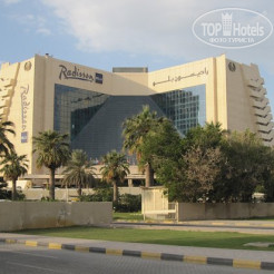 Отель Radisson Blu Resort Sharjah