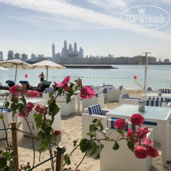 Пляж Rixos The Palm Dubai