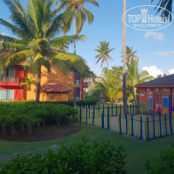 Вид из номера Tropical Princess Beach Resort & Spa