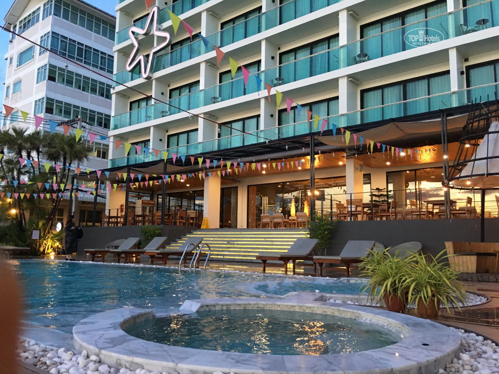 Фото и видео отеля Zand Morada Pattaya 3*. Рейтинг отелей ...