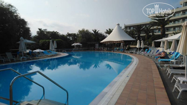 Agapi Beach Resort 4* - Фото отеля